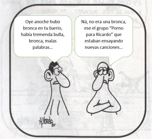 Gorky caricatura