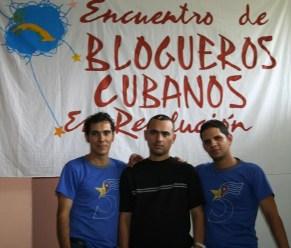 En abril de 2012 fuimos anfitriones del Encuentro de Blogueros Cubanos en Matanzas... buenos tiempos.