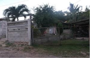 Una casa sin terminar después de 20 años