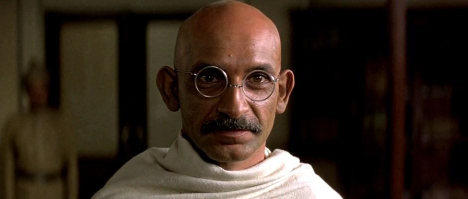 Mohandas Gandhi (Gandhi, 1982)