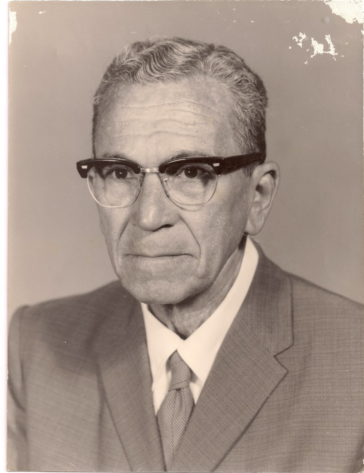 Juan Olaiz, importante pedagogo cienfueguero y miembro del Directorio Revolucionario