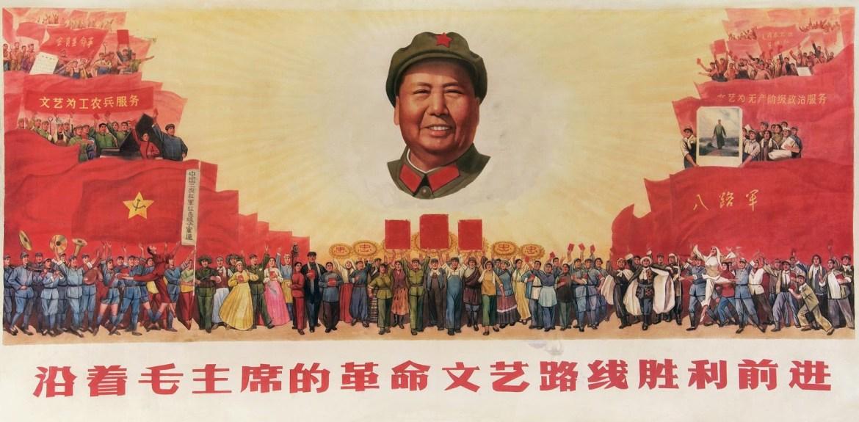 China - Revolución cultural
