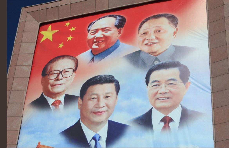 China Deng-Xiaoping