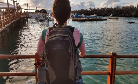 mulher viajante rr