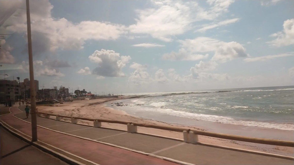 Bahia: Praia de Guarajuba e Praia do Forte
