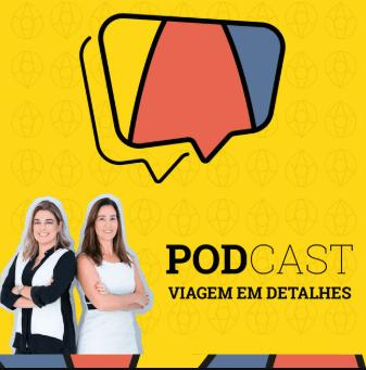 quais são os podcast viagem na quarentena