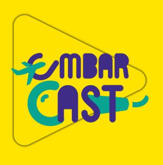o que é podcast viagem na quarentena
