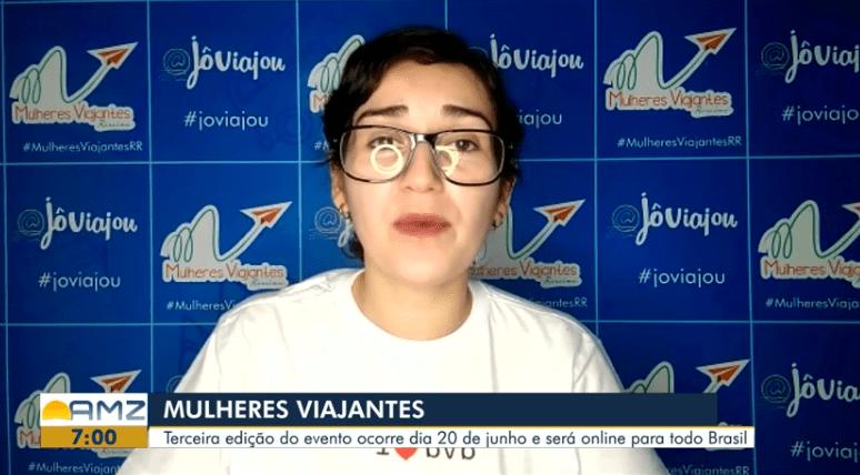 Entrevista Bom Dia Amazônia - TV Roraima - Globo