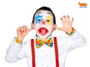 Jovi kasvoväri - pelle, clown