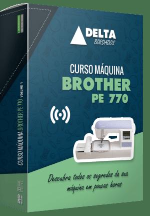 CURSO PE770 Delta Bordados