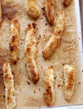 Panko-Crusted-Fish-Sticks