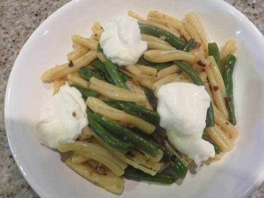 pastagreenbeans3