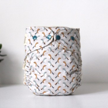 """Wool cover """"Little Birds"""" 