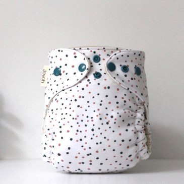 """Wool cover """"Little Dots"""" 