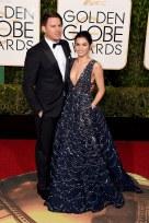 Channing Tatum and Jenna Dewan Tatum.