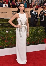 Julianna Margulies in Antonio Berardi