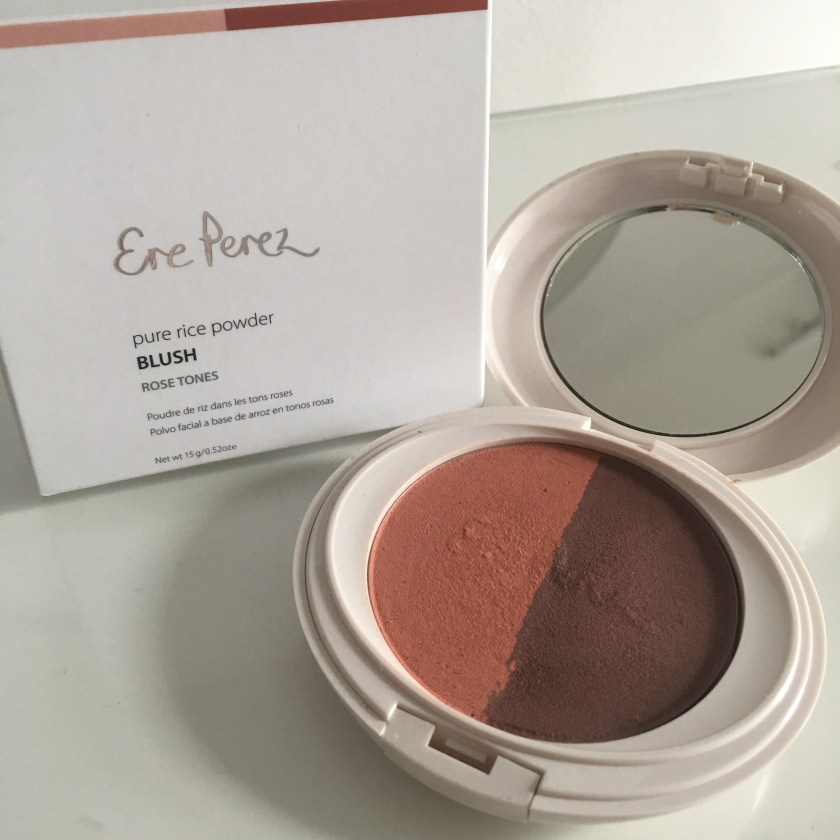 Ere Perez Pure Rice Powder Blush (Rose Tones)