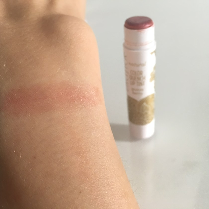 Pacifica Color Quench Lip Tint (Guava Berry)