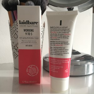 Laidbare Working 9 to 5 Anti-Ageing Hydration Cream