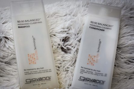 Giovanni 50:50 Balancing Shampoo and Conditioner