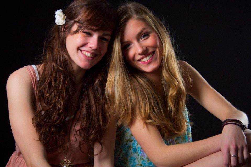 Linda & Jennifer`