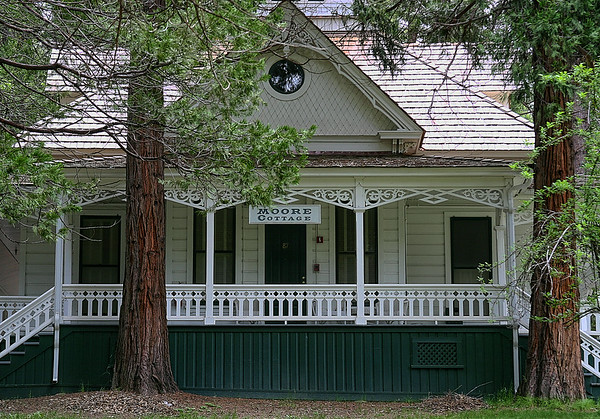 Moore cottage