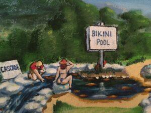 Bikini Pool