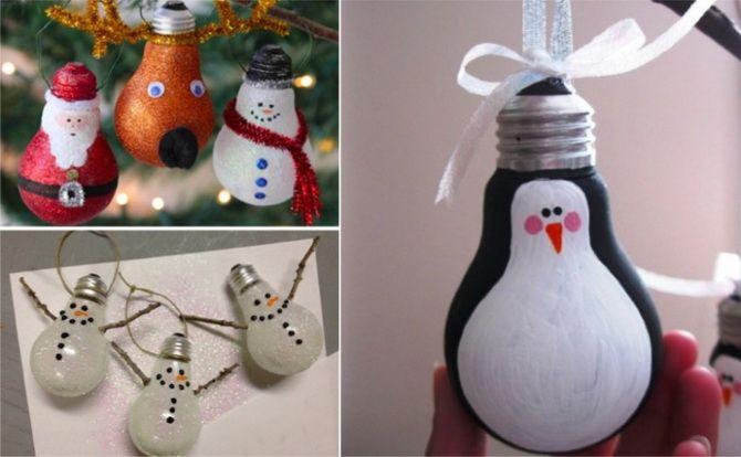 Uudenvuoden lelut joulukuusi lamput