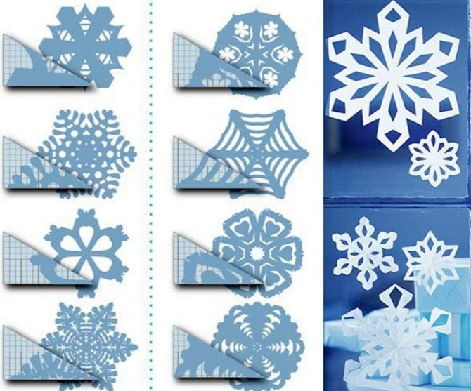 Snowflakes do it yourself