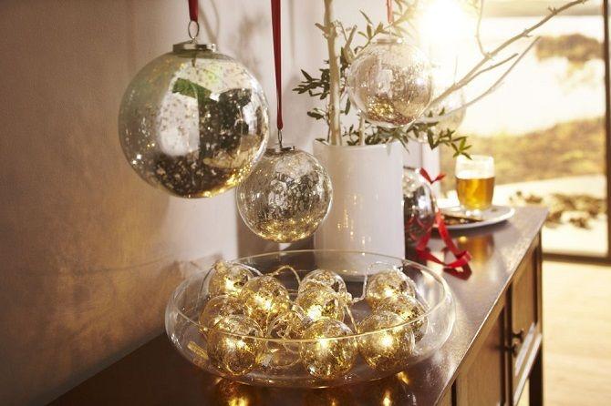 如何为新的一年装饰房间2021:新年装饰的最佳想法4