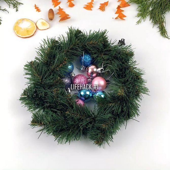 Рождестволық гүл шоқтарын өзіңіз жасайды