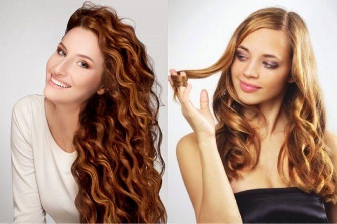 Curls deliciosos: 9 Métodos de ondulação em casa 6
