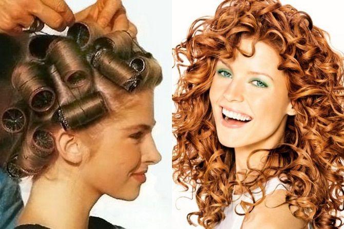Curls deliciosos: 9 Métodos de ondulação em casa 19