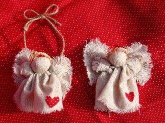 Новогодние ангелочки своими руками: простые мастер-классы на фото и видео, подборка идей от Joy-pup 30