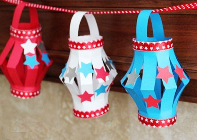 Mainan Krismas yang indah dan luar biasa dari kertas - bagaimana untuk menjadikannya tangan anda 8