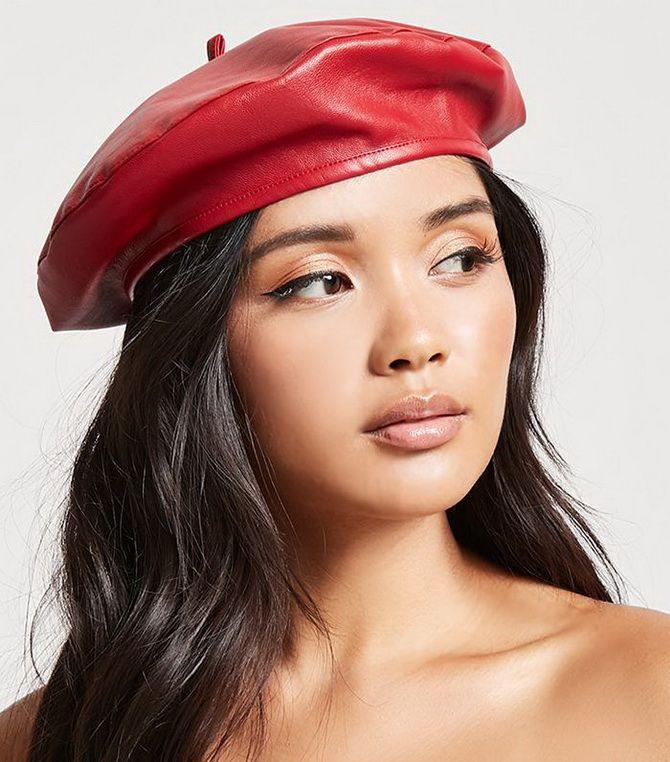 Cách chọn một chiếc mũ ở dạng khuôn mặt - Chọn một chiếc mũ 14