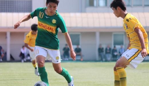 """静岡学園、2試合連続の7-0大勝は""""己との戦い""""を制した証し/高校総体"""