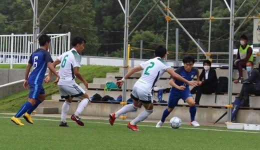 2連敗の桐蔭横浜大、安武亨監督「内容が良いだけではなく、勝つチームに」