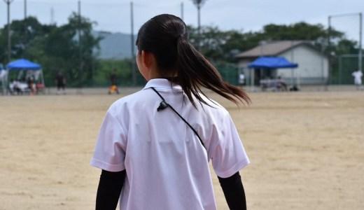 【静岡STORY~vol.1】アップシューズで仮入部、審判資格も取得…異彩を放つ静岡西高サッカー部の女子マネージャー