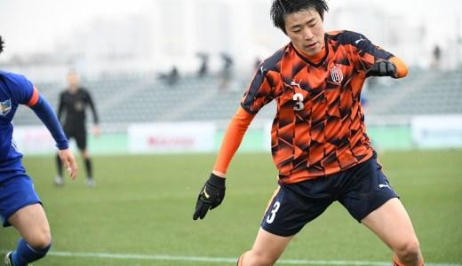 「ゲームをつくる部分で引っ張っていく」…横浜FC内定・法政大 DF高木友也、準優勝の悔しさを糧にプロの世界へ