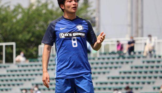 「ゴールまで見えた」桐蔭横浜大MF圓道将良、相手DFを切り裂くドリブルで決勝点を奪取