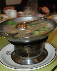 Chinese Soup by Nathalie Dulex (FreeImages.com)