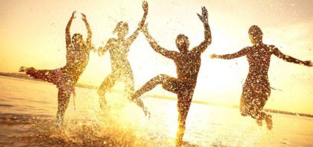 Happy Friends in Summertime by Yanlev (Dollarphotoclub.com)