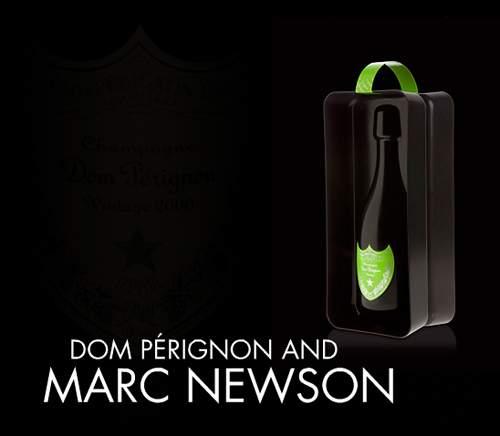 DOM Pérignon by marc NEWSON