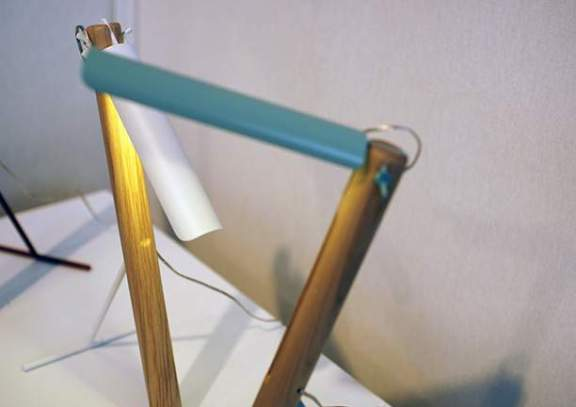 Lampe design TUCA-TUCA par Elia MANGIA