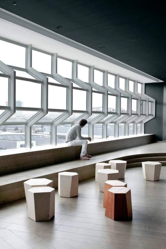 Plateforme Culturelle ELECTRIC par Mathieu LEHANNEUR