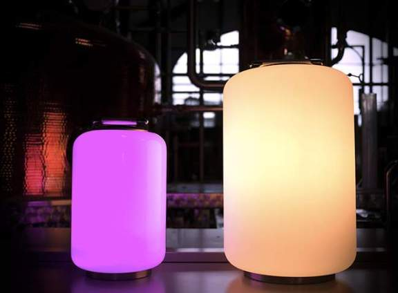 Luminaires design AIR CAN LED par AllSplann x Christophe PILLET‏