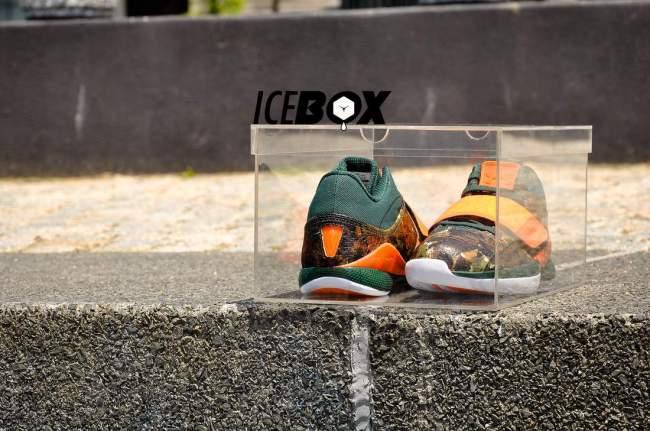 ICEBOX - La boîte parfaite pour vos Sneakers