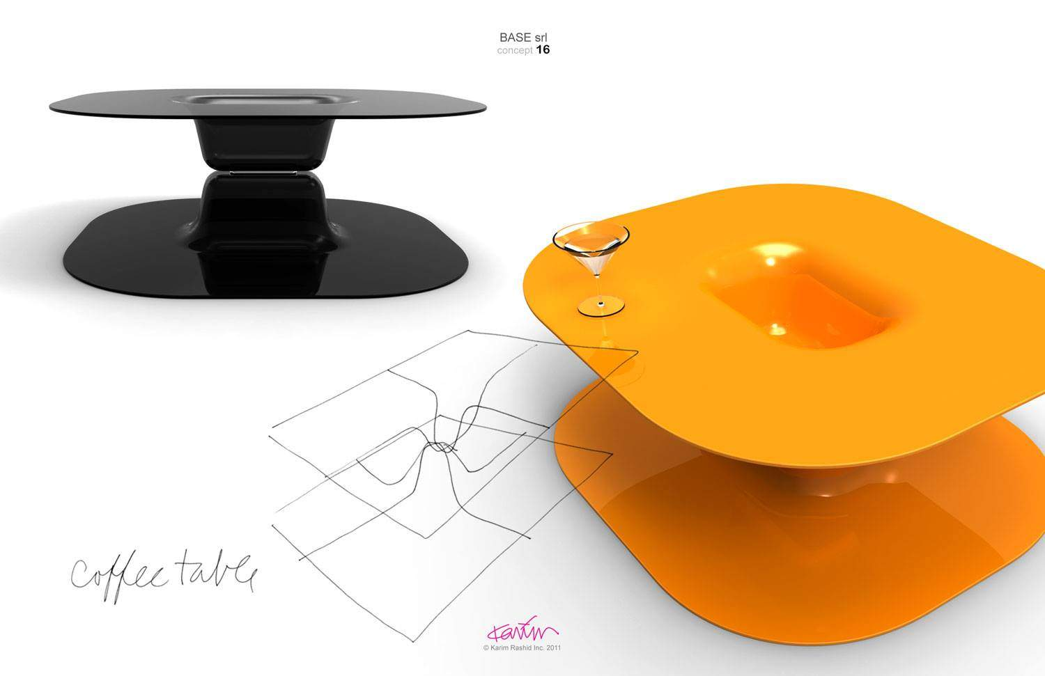 UPSIDEDOWN Table Limited edition, for Base, Italy 2014 _3334572755675460071_o