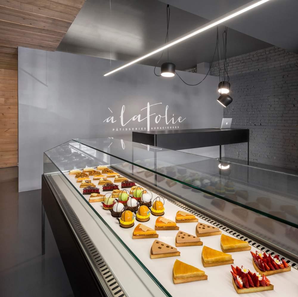 Pâtisserie À LA FOLIE (Canada)